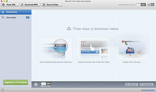 ISkySoft Video Downloader