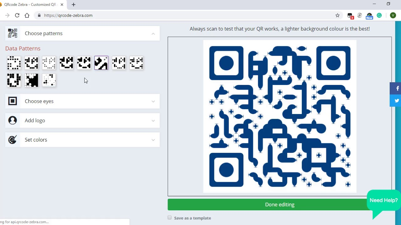 How QR Codes Are Generated