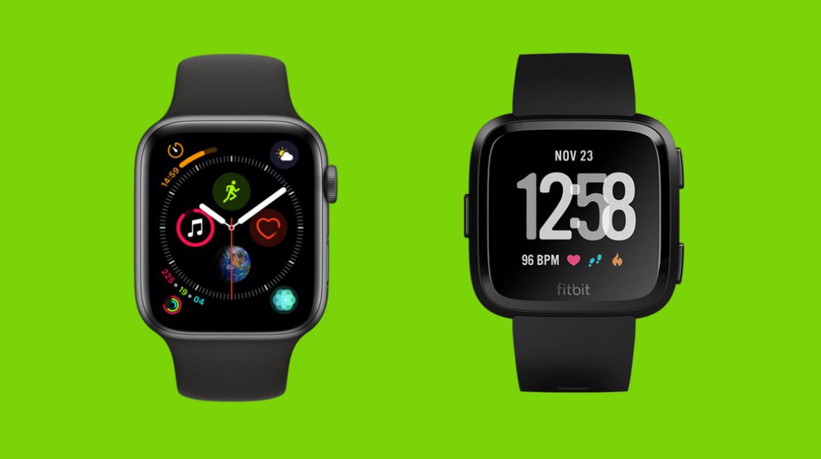 Smartwatch vs Fitbit