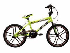 Girls 20 Inch BMX Bike