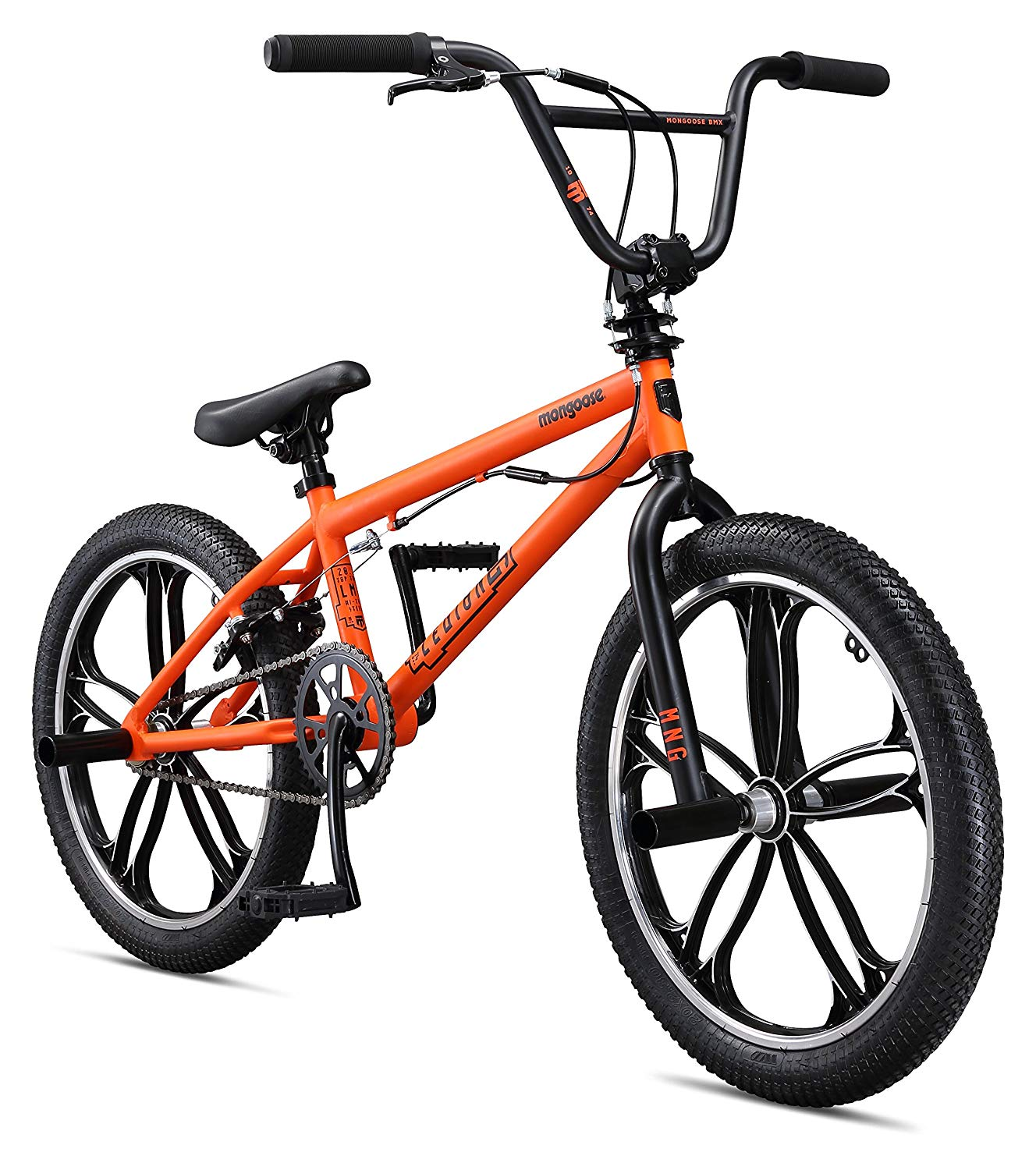 Best Girls 20 Inch BMX Bike