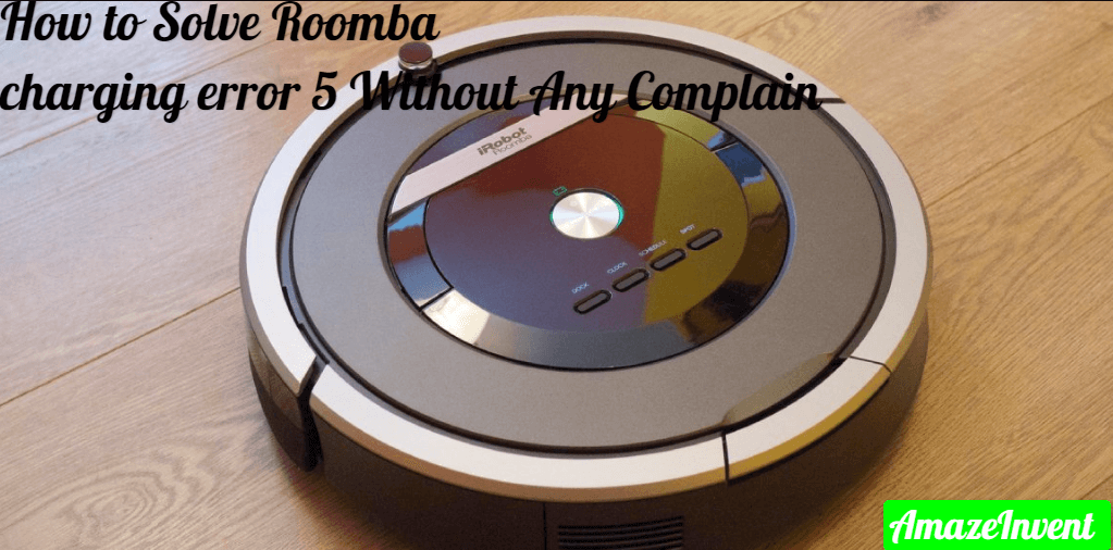 Roomba Error Codes jpg 1440×570  - How to Solve Roomba charging error 5 Without Any Complain