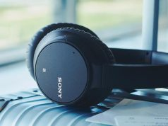 Sony Noise Cancel Headphones