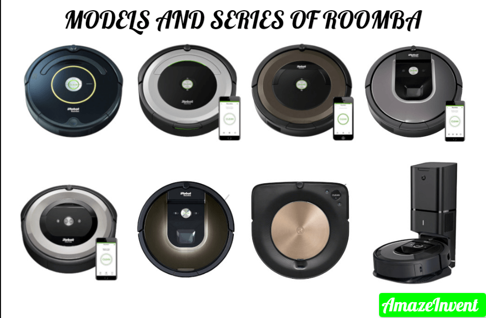 roomba models comparison jpg 1050×700  - How to Solve Roomba charging error 5 Without Any Complain