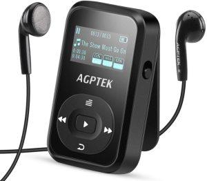 Best AGPTEK Mp3 Player
