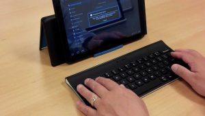 Connect Logitech Bluetooth Keyboard to Computer