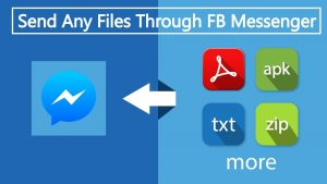 How Do I Send PDF File Through Facebook Messenger?