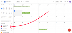 Add Birthdays To Google Calendar