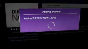 Connect Roku to DirecTV