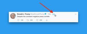 Edit Tweets In Twitter
