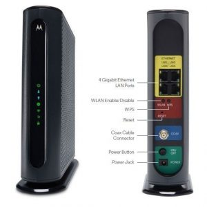 best modem and router for Xfinity