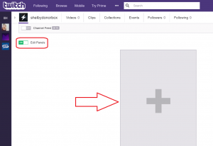 Setup Donations on Twitch