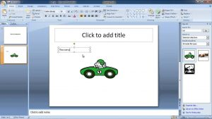 Wrap Text in PowerPoint