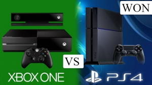 Xbox One VS PS4 Exclusives Hardware