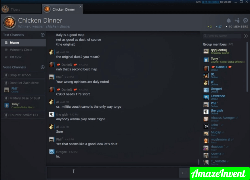 new steam chat 100765372 large jpg 1200×874 1 1 - How to Hide Games on Steam?