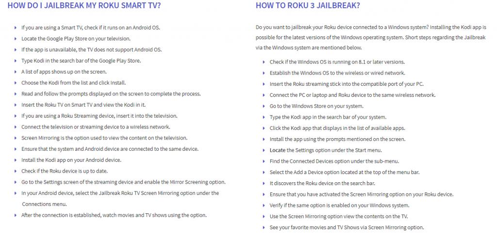 Jailbreak A Roku