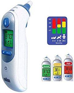 Temperature Machine For Fever