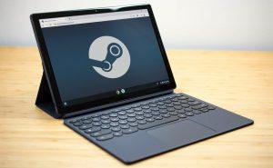 Get Steam on a Chromebook
