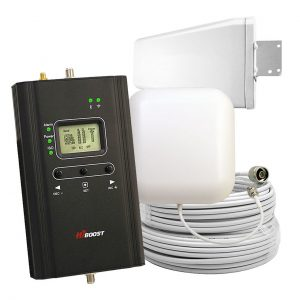 cell phone booster for remote areas