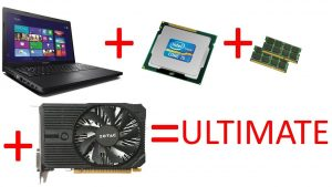 Upgrade A Graphics Card In A Laptop