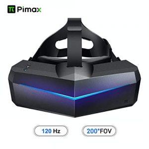 VR Headset, Pimax 5K Plus 120Hz Refresh Rate VR Headset