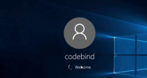 disable password Windows 10