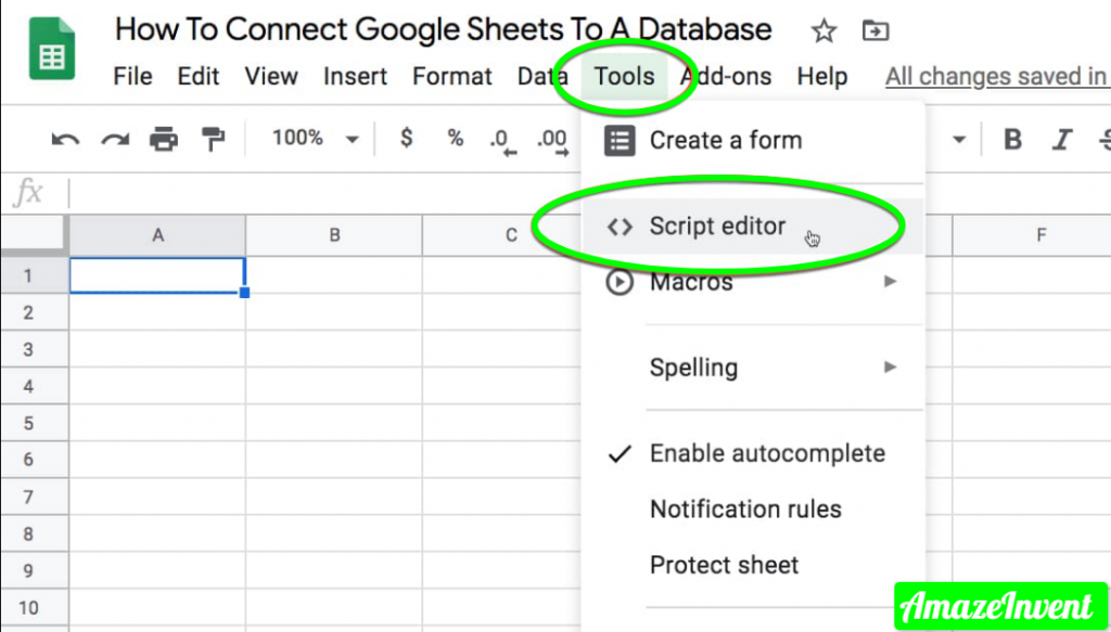 Monitor the Uptime of Your Website with Google Sheets
