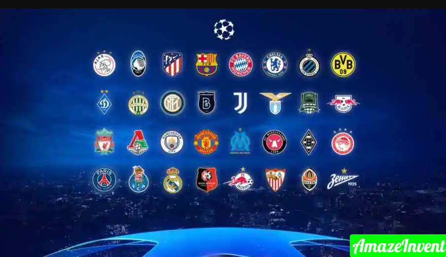 Watch Champions League