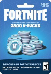 Get V-Bucks In Fortnite