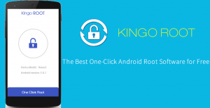 Root My Android Phone By kingroot