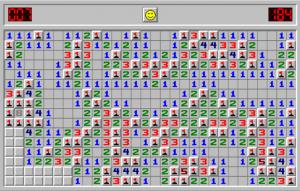 Play Minesweeper