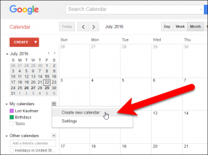 Share Google Calendar To Your iPhone