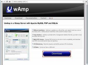 Wampserver Alternatives