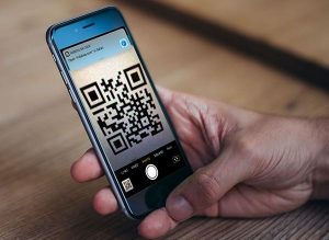 Utilize The QR Code On iPhone
