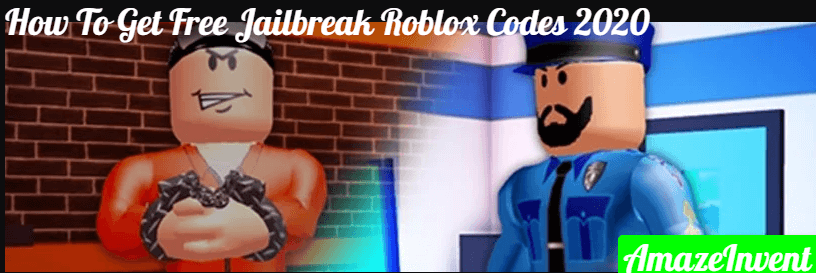 Jailbreak Roblox Codes