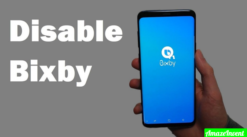 Disable Bixby Completely