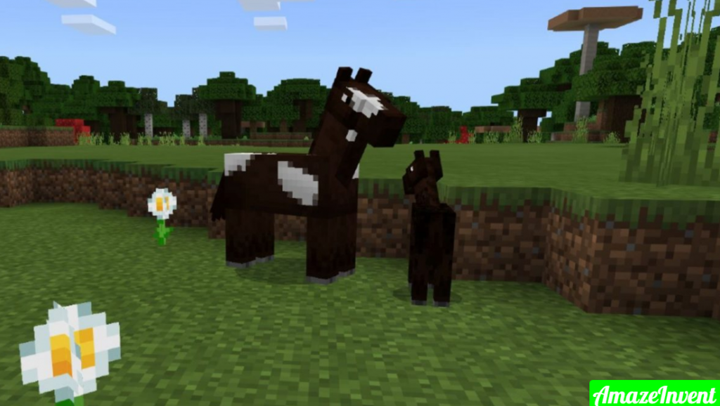 Tame A Horse In Minecraft