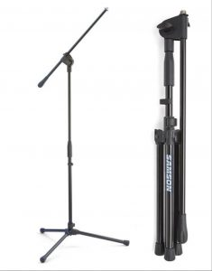 Best Desktop Mic Stand with Boom