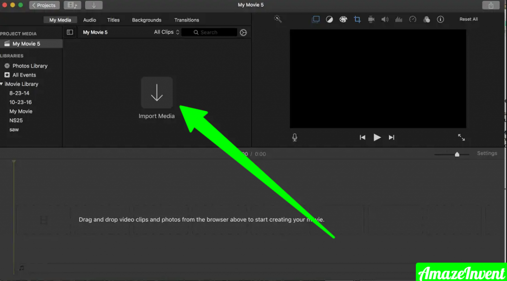 How to rotate video