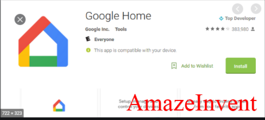 Connect Google Home with Windows PC