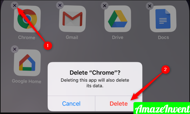install or uninstall or reinstall the Google Chrome