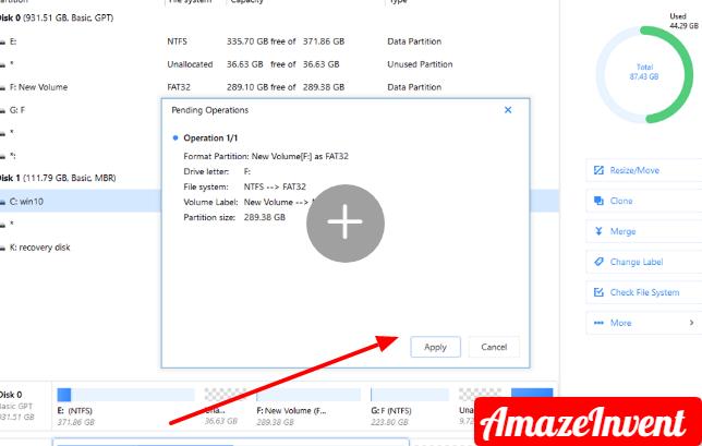 Installing Windows 10 from USB
