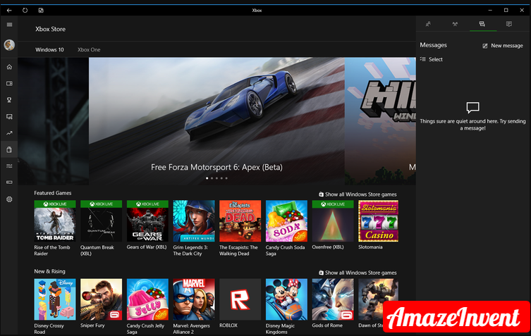 how to get xbox live on mac   xbox store thumb png 750×469  - How To Download Xbox App for Mac?