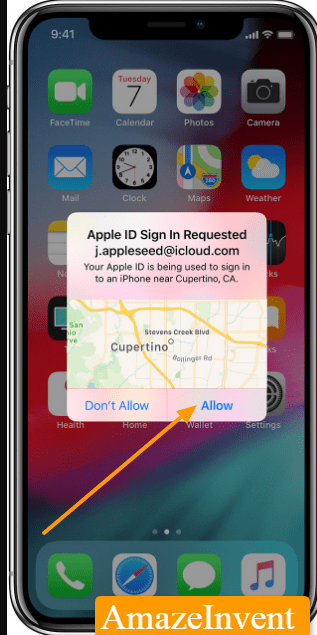 Get My Apple ID Verification Code Without Phone Number
