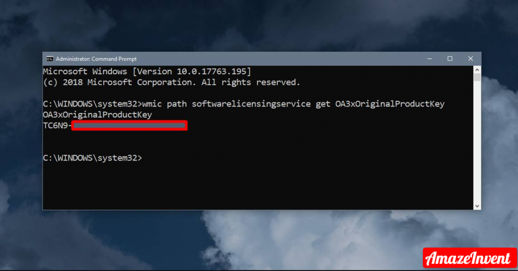 How to Find Your Windows 10 Product Key Using the Command ...