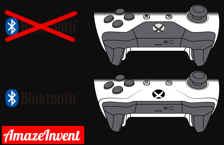 xbox one controller bluetooth png 755×425  - How to Connect Xbox One Controller To PC? 3 Different Ways