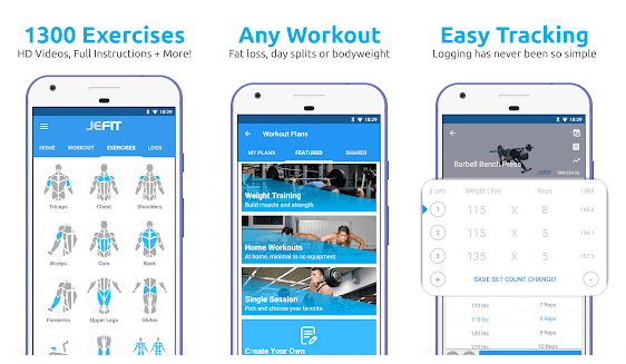 Best Home Workout iPhone Apps