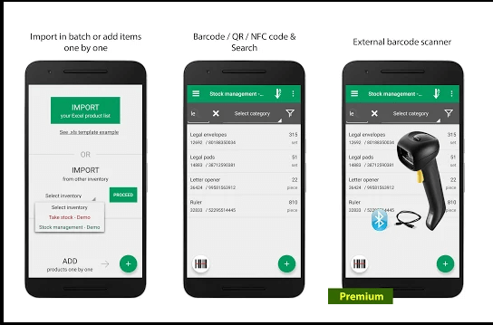 Barcode Scanner Apps for Android And iPhone