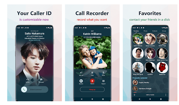 True Phone Dialer Contacts Call Recorder Apps on Google Play - 10 Best Android Dialer Apps 2021