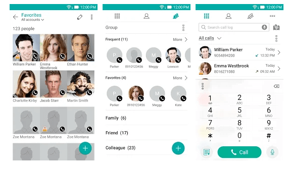 ZenUI Dialer Contacts Apps on Google Play - 10 Best Android Dialer Apps 2021